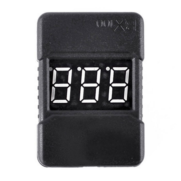 BX100 BB Low Pressure Alarm 1S-8S - Black