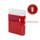 BGX H7 Power Bank 7800mAh Mobile Power Light Professional Alarm - Red