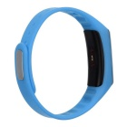 "HB02 0,69 ""OLED Bluetooth 4.0 Heart Rate Monitor NFC Pulseira inteligente"