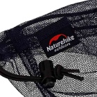 NatureHike Mosquito Repelling Mesh Face Mask - Dark Blue