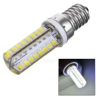 JRLED E14 5W Bluish White Light 64-2835 SMD LED Corn Bulb (AC 220V)