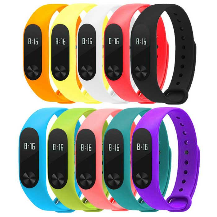 Xiaomi 0 42 Quot Oled Touch Screen Mi Band 2 Smart Bracelet