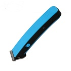 KM-3580 Multifunctional Shaving Barber Hair Electric Razor - Blue