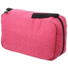 NatureHike Zippered Makeup Wash Storage Bag - Purplish Red