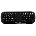 iPazzPortas KP-810-09S Mini Teclado w / Touchpad + Air Mouse - Preto