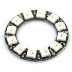 Duinopeak 37 mm 12-Bit WS2812B 5050 RGB LED Smart RGB Ring