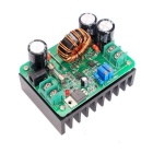 10A DC-DC 10~60V to 12~80V Boost Converter Step-up Module - Black