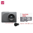 "Xiaomi Yi ADAS Youth Version 2.7"" 1296P Car DVR Recorder + 32GB TF"