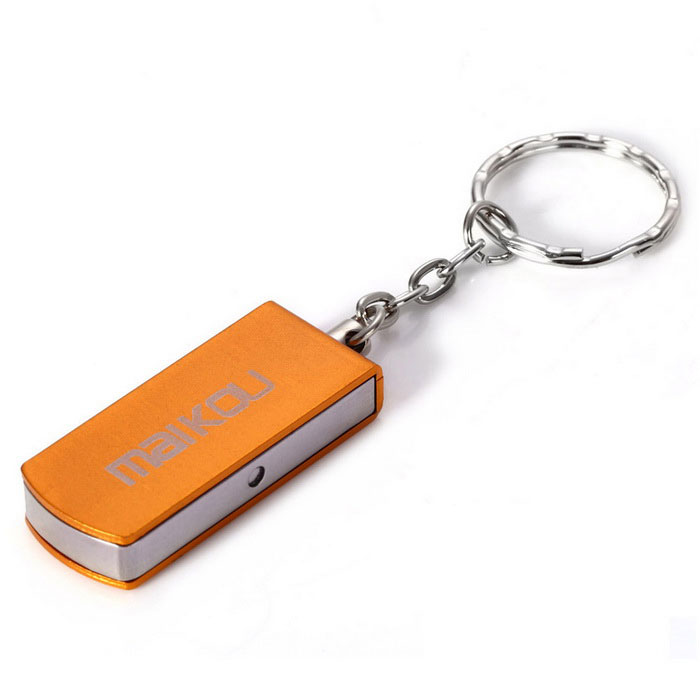 Maikou MK2507 16 GB USB 2.0 Flash Drive - Naranja