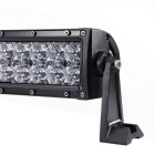 200W LED 17000lm 5D fila doble de 40 OSRAM lente óptica Light Bar w / soporte