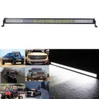 500W 42500lm Dual Row 100-OSRAM LED 5D Lens Combo Light Bar w/ Stand