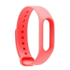 Replacement TPU Wrist Band for Xiaomi MI Band 2 - Pink
