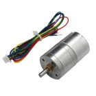 DC Brushless Gear Motor With Large Torque Type 2418 DC 24V 200RPM