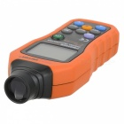 PEAKMETER MS6208B Non-Contact Digital Tachometer - Orange + Black
