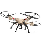 SYMA X8HC 6-Channel RC Drone Quadcopter with 2.0MP HD Camera - Gold