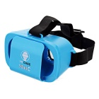KICCY Mini Polarized Virtual Reality Glasses - Blue