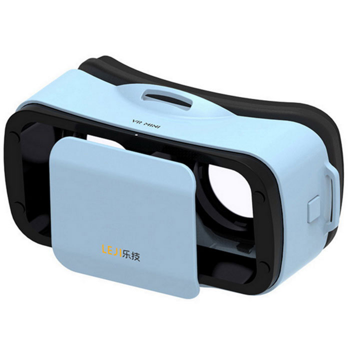 "LEJI VR BOX 3.0 Google cardboard Glasses for Movies Games 4.5 - 5.5"" Smart Phones"