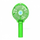 Portable USB Mini Battery Fan - Green