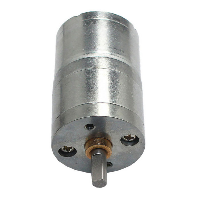 Dc 12v 100rpm type 2418 large torque brushless gear motor for Large brushless dc motors