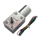 GW4632 Turbo Worm Brushless DC Motor Gear vysoký krouticí moment w / Self Lock