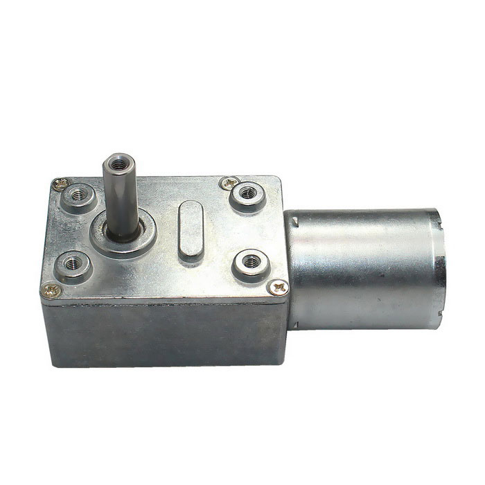 Gw4632 turbo worm brushless dc gear motor high torque w for Large brushless dc motors