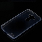 Protective TPU Back Case for LG G3 - Transparent