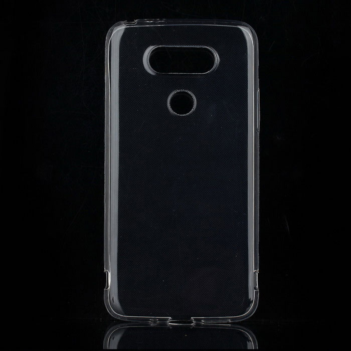 Protective TPU Back Case for LG G5 - Transparent
