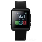 "U9 1.44"" GSM Watch Phone / Anti lost , Pedometer - Black"