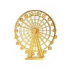 3D Puzzle Happy Sky Wheel Toy - Gold