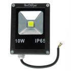 YouOKLight YK0955 10W Cool White IP65 LED Outdoor Flood Light