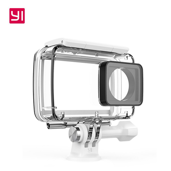Xiaomi YI Waterproof Case for YI II 4k Camera 2 - White (M)