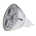 MR16 3W 3-LED Blue Light Bulb (12V)