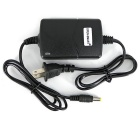 US Plug AC 100~240V to DC 12V 1A Universal Power Adapter w/ Cable