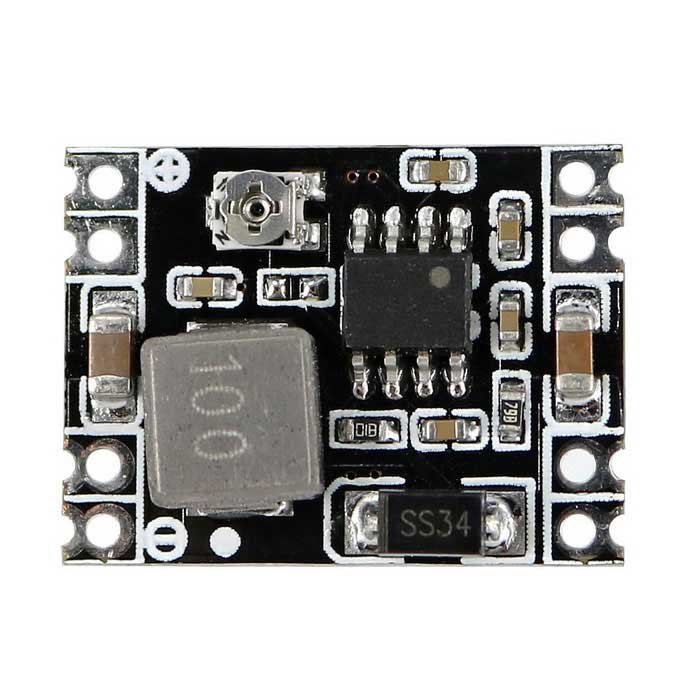DC 4.1~26V to 0.8~20V MP1584 DC-DC Adjustable Buck Converter Module