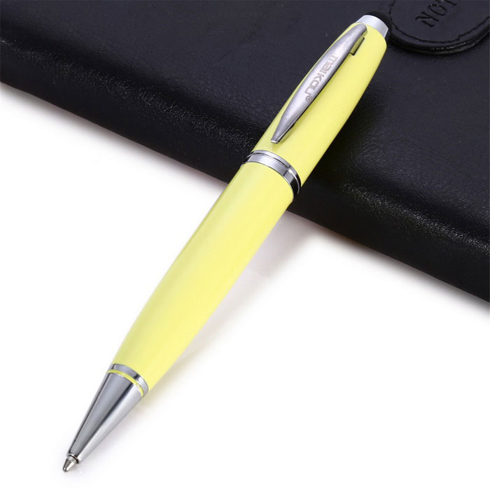 Maikou MK-036 3-in-1 64GB USB 2.0 Flash Pen Drive - Yellow