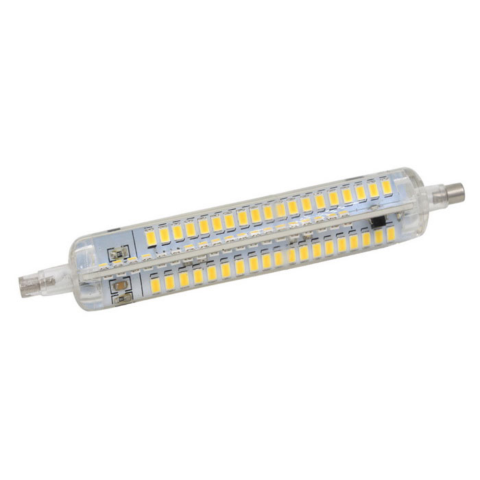 R7S 12W 152-2835 SMD Warm White Dimmable LED Corn Lamp (AC 220~240V)