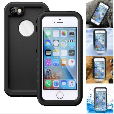 WPC-03 Waterproof Case Cover for iPhone 5/5S/SE 4