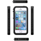 "Case Cover impermeabile WPC-03 per iPhone 5 / 5S / SE 4 ""- Nero"