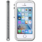 "WPC-03 Waterproof Case Cover for iPhone 5/5S/SE 4"" - White"