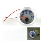 "IZTOSS 1.65"" 52mm Water Temp Temperature Gauge for 12V Car - White"