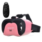 "Virtual Reality Polarized 3D Glasses + Bluetooth Gamepad for Movies / Games / 4.7~6.5"" Smart Phones"