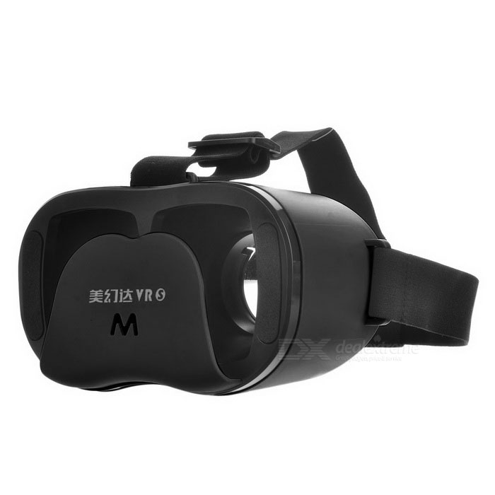 Meihuanda VR 3D Glasses - Black