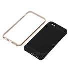 Protective TPU + Silicone Bumper Frame for IPHONE 6/6S - Gold