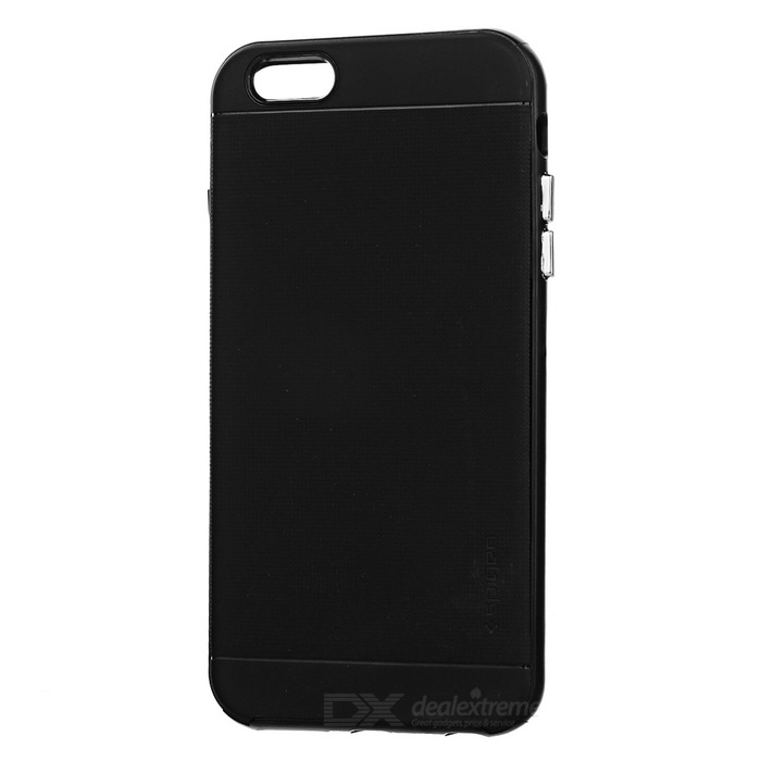 TPU + Silicone Bumper Frame for IPHONE 6 PLUS / 6S PLUS - Black