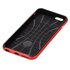 Protective TPU + Silicone Bumper Frame for IPHONE 6 PLUS/6S PLUS - Red