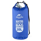 NatureHike Drifting Waterproof Bag w/ Visual Window - Blue (20L)