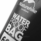 NatureHike Drifting Waterproof Bag w/ Visual Window - Black (20L)
