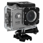 "SJCAM SJ4000 2.0"" 12MP FHD Outdoor Sports Digital Video Camera -Silver"