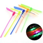 Luminescence Flash Dragon Fly di volo del giocattolo - colore casuale