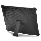 Stylish Backside Case Desktop Stand for   Ipad - Purple